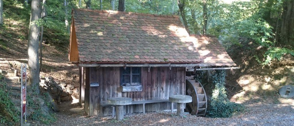 Freizeit - Alte Wassermühle in Eichberg Trautenburg